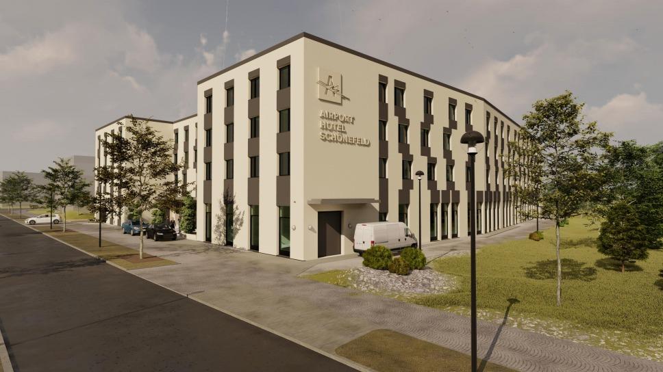 Airporthotel Schönefeld